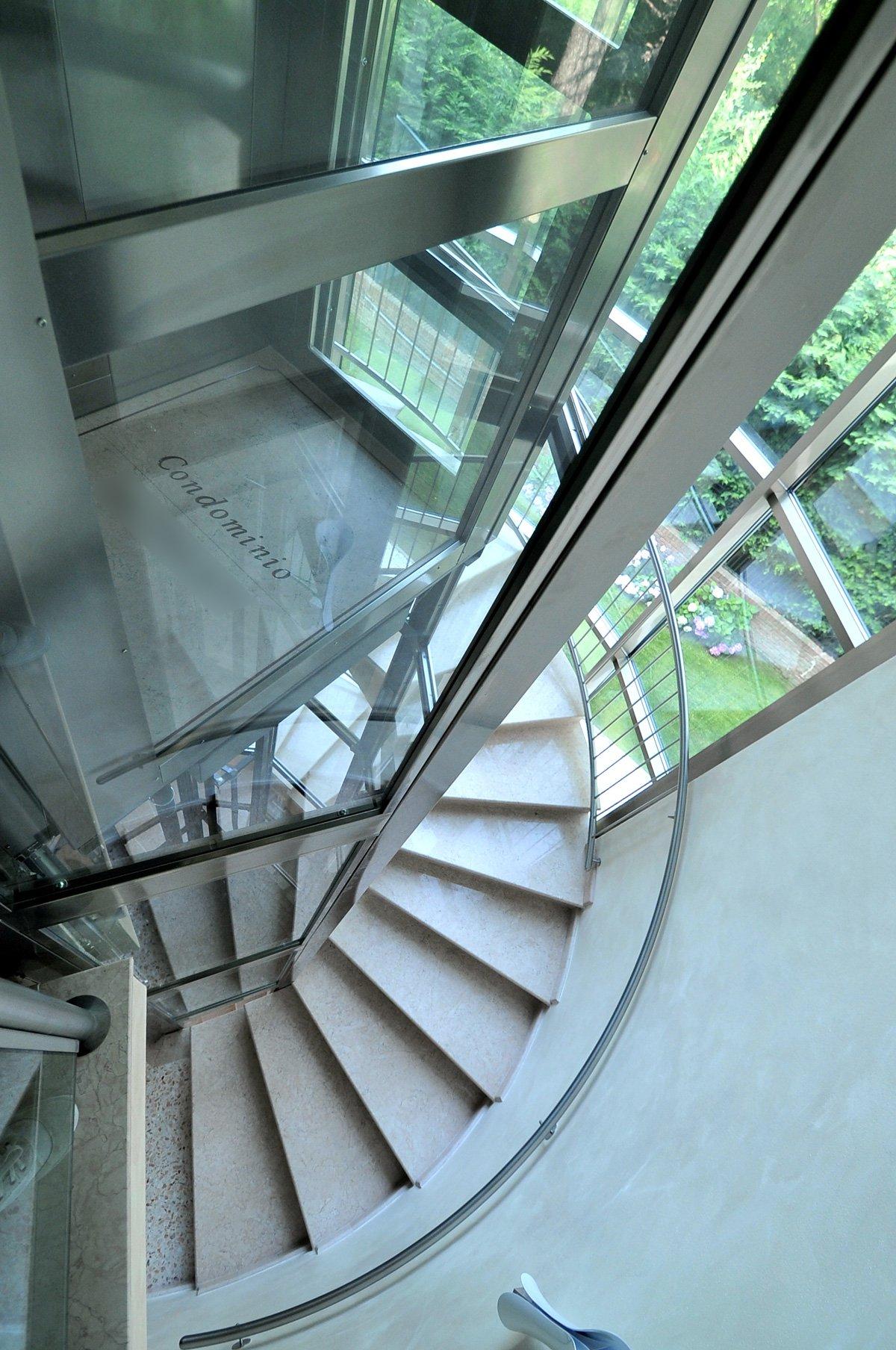 Installazione ascensore panoramico a venezia - Ascensori da casa prezzi ...